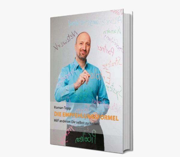 Roman Topp, Buch - Die Empfehlungsformel