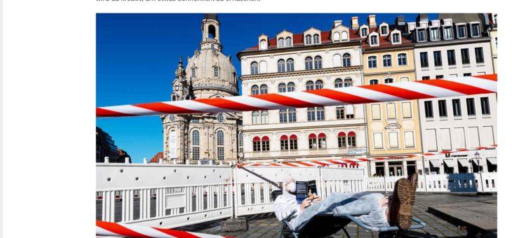 Das Corona-Modell von Dresden